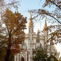 Gothic chapel . Peterhof :: Kamilla Gazizova