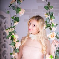 романтичная особа :: Мария Корнилова