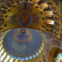 Купол Морского собора :: Наталья Левина