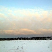 Утренняя пустота Севера :: Николай Туркин