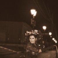 Однажды вечером.. :: Фотостудия Объективность