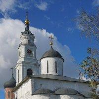 Волоколамский кремль. :: Юрий Шувалов
