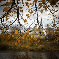 Осень. :: Александр Беляков