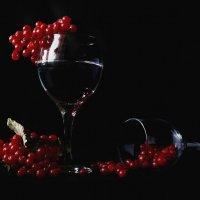 Красные ягоды :: Мария