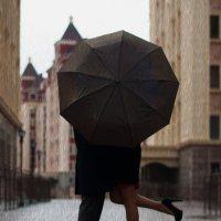 Любовь под зонтом :: Ulzhan Ibraeva