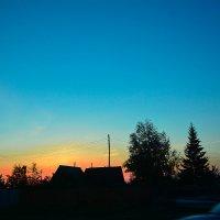 За солнцем :: юрий Амосов