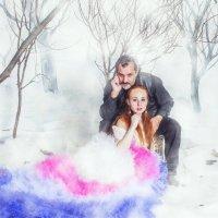Селфи фотографа с моделью :: Денис Родичев