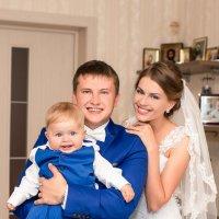Семейный портрет :: Татьяна Буркина