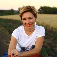 Летнее поле :: Оля Захарова