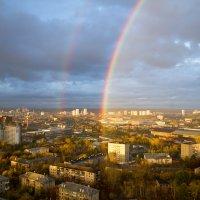 осенняя радуга :: Владимир Филипенков
