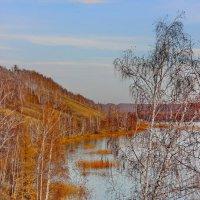 Позолоченные берега. :: Наталья Юрова
