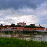Старый город Птуй :: Владимир