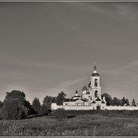 Сошествия Креста Господня мужской монастырь :: Дмитрий Анцыферов