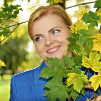 Сентябрь :: Юлия Качимская