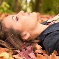 на ковре из желтых листьев :: Юлия Качимская