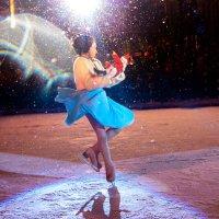Девочка с крыльями :: Наталья Верхотурова