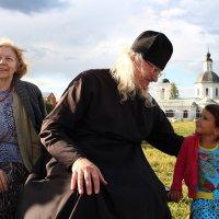 Праздник в деревне :: Лариса Радецкая