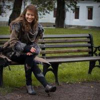 Холодная Измайловская осень :: Igor Veter