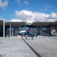 """Станция """"Олимпийский парк"""" :: Нина Бутко"""