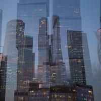 Москва, Сити... :: Светлана