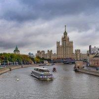 Городской пейзаж. :: Edward J.Berelet