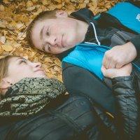 Осенний романтик :: Дмитрий Сахнов