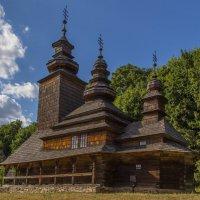 """Церковь Божьей Матери """"Покровы"""" :: Андрей Нибылица"""