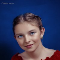Портрет дочки :: Roman Sergeev