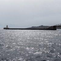 Маяк на входе в залив между Валлеттой и Слимой :: Witalij Loewin