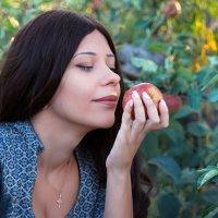 аромат... и осень :: Райская птица Бородина