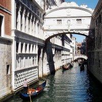 Венеция. Мост вздохов :: Елена Байдакова