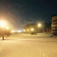 Зима :: Евгений Пикаревский