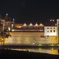 Nightly Castle :: Roman Ilnytskyi