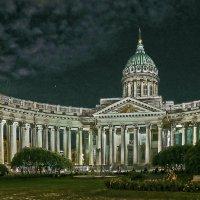 Был обычный тихий питерский вечер... :: Alexandr Zykov