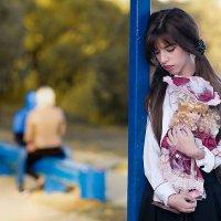разная любовь :: Mitya Galiano