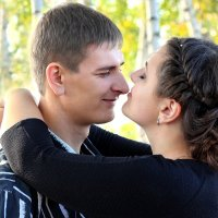 Ольга и Владимир :: Елена Лабанова