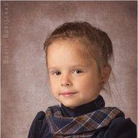 Портрет девочки :: Борис Борисенко