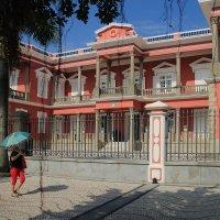 губернаторский дворец Макао :: Тарас Золотько