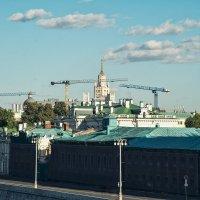 Москва :: Елизавета Вавилова