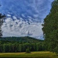 Ишкульский хребет :: Светлана Игнатьева