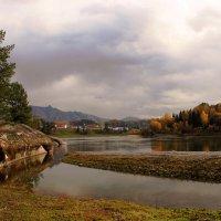 На реке Лебедь :: И.В.К. ))