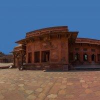 Индия .Дворец Падишаха. :: юрий макаров