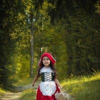 Красная шапочка :: Дарья Труфанова