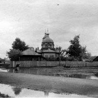 Бийск. 1958 :: Олег Афанасьевич Сергеев