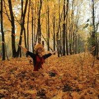 Счастливая осень :: Елена /