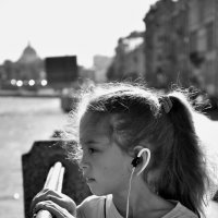 На набережной :: Irina Satyr