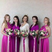 Яркая Свадьба :: Юлия Лемехова