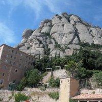 Монастырь на горе Монсеррат :: Tamara