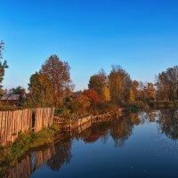 Осенние краски :: vladimir Bormotov