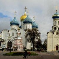 Троицкий собор Лавры (1422-23гг.) :: Игорь Егоров